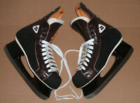 Patins Glace Daoust 301 Hommes Gars Ice Hockey Skates 6.5 6 1/2