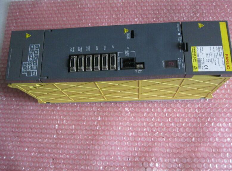 A06b-6079-h301 Fanuc Servo Amplifier Module Tested