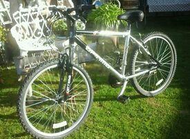 Bike Optima Black Hawk 7005 Alloy series