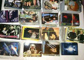 SCI FI TRADING CARDS