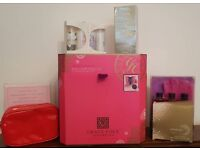 QUANTITY OF NEW TOILETRY & PERFUME GIFT SETS INCLUDING FCUK, M&S, GRACE COLE ETC