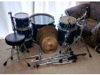 Mapex 6 Piece Drum Set