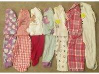 Baby Girl 0-3 & 3-6 & 6-9 month Pyjamas/Swimsuits/Hats/Head Bands