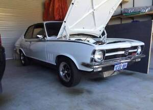 1969 Holden Torana Sedan **12 MONTH WARRANTY** West Perth Perth City Area Preview
