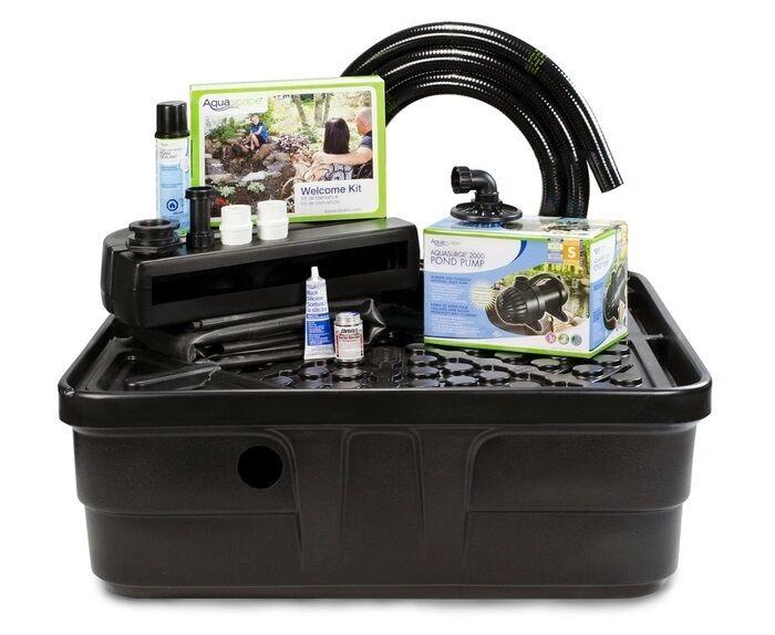 Aquascape Β® Backyard Waterfall Landscape Fountain Kit