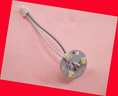 10pcs LED ceiling light spotlight light source plate 3W lighting accessories