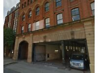 SECURE, GATED CITY CENTRE PARKING, Located at OXFORD RD/PORTLAND ST Junction (1189)
