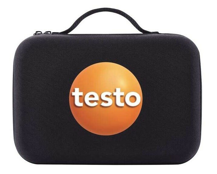 Testo 0516 0270 Hard Carrying Case for use with Testo Smart Probes