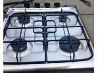 Indesit Gas Hob, Fully working. Good condition. NO OFFERS