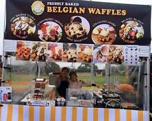 Sell Waffles at Markets and Festivals (includes Van) Eastwood Ryde Area Preview