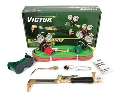 Victor Medalist 350 Heavy Duty Cutting Welding Outfit 0384-2690