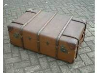 Mint condition railway trunk