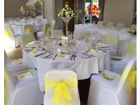 Wedding decoration package from £250