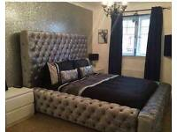 Chesterfield bed in all colors and sizes available,delivery available n