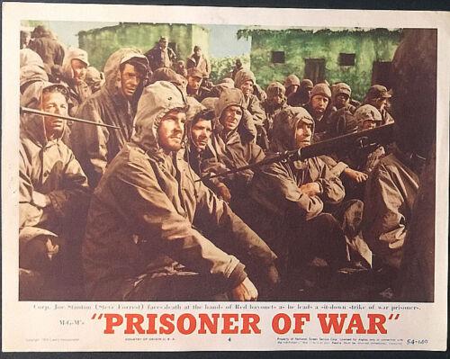 PRISONER OF WAR!