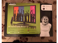 """Technika 22"""" LED TV 22E21B -FHD (model) BRAND NEW BOXED BUILT IN FREEVIEW,"""