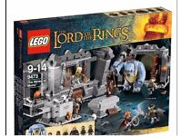 Lego Mines of Moria Lord of the Rings