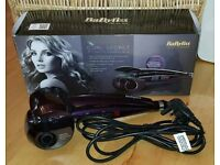 BaByliss Curl Secret 2667U Hair Curler - boxed, as new