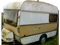 **TIRED OF YOUR TOURER!? USE YOURS AS A DEPOSIT TOWARDS A STATIC CARAVAN**
