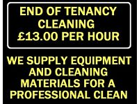 Carpet Cleaning *Domestic cleans Regular £10.50 p/h * End of Tenancy Cleans £13.00 p/h