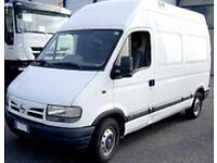 Man and Van Available 07703455205