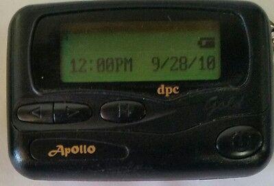 Apollo Gold Ala25 S  T60 Gold Alphanumeric Hand Programmable  Freq  410 420 Mhz