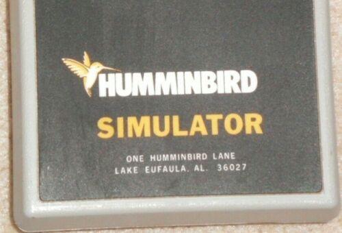 Humminbird Simulator Model ESD-2 RARE  TEST EQUIPMENT CALIBRATOR