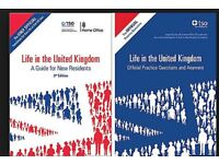 Life in the UK - a guide for New Residents - official handbook and official practice Q and A