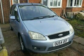 Ford c max (Private sell not trade)