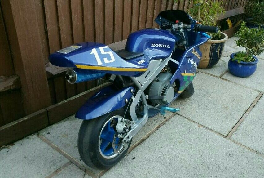 Minimoto 50cc race engine | in Greenford, London | Gumtree