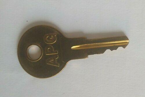 POS Micros Cash Drawer Key APG Key A7