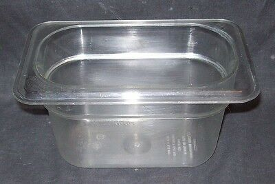 Restaurant Equipment Bar Supplies Cambro 19 Clear Pan