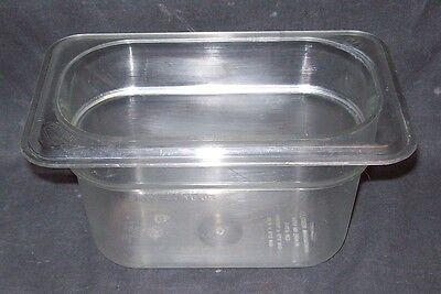 Restaurant Equipment Bar Supplies Cambro 19 Clear Pan
