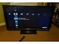 Sony Bravia 55 inch led smart 3D HD TV excellent condition fully working