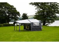 Trailer Tent For Hire In Kent - Available For Holidays