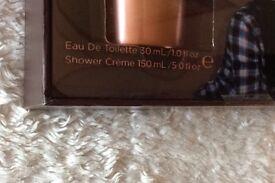 Twilight shower crème and body fragrance set