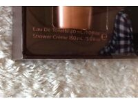Twilight shower crème and body fragrance set