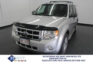 2011 Ford Escape XLT AS IS / AS TRADED