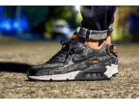 Nike air max 90 tiger camo size 7