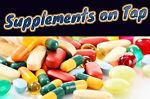 Supplements on Tap