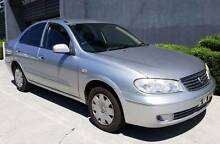 2003 Nissan Pulsar Sedan N16 with RWC GREAT CONDITION Southport Gold Coast City Preview