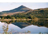 Loch Rannoch Highland Club, Amazing views, dog friendly , 2 bed lodge