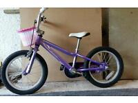 Specialized hotrock girl's bike