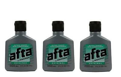 Afta Original After Shave Lotion with Skin Conditioner By Mennen 3 oz (3 - Afta Skin Conditioner