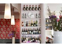 Kitchen Porter for a nice bistro in Notting Hill