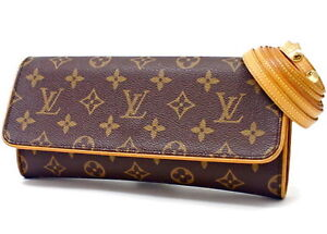 Louis Vuitton Pochette Twin GM Shoulder bag Authentic