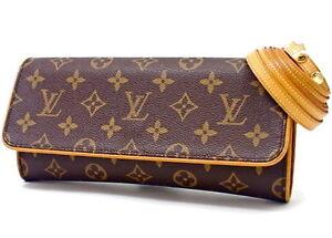 Louis Vuitton Pochette Twin GM Shoulder bag Authentic