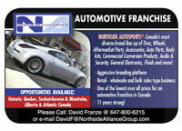 Automotive Franchises Available!