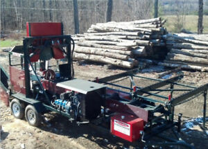 FIREWOOD PROCESSOR USED WANTED