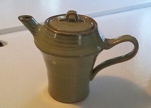 Pottery Tea Pot